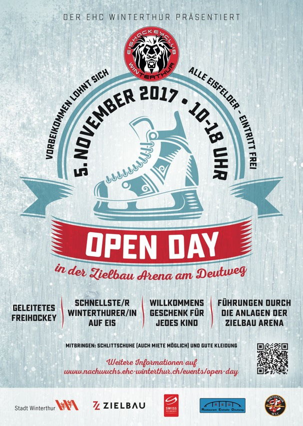 Open Day EHC Winterthur