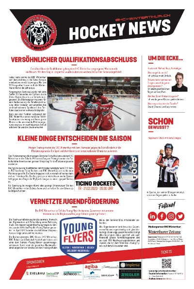 Hockey News 20/02/20